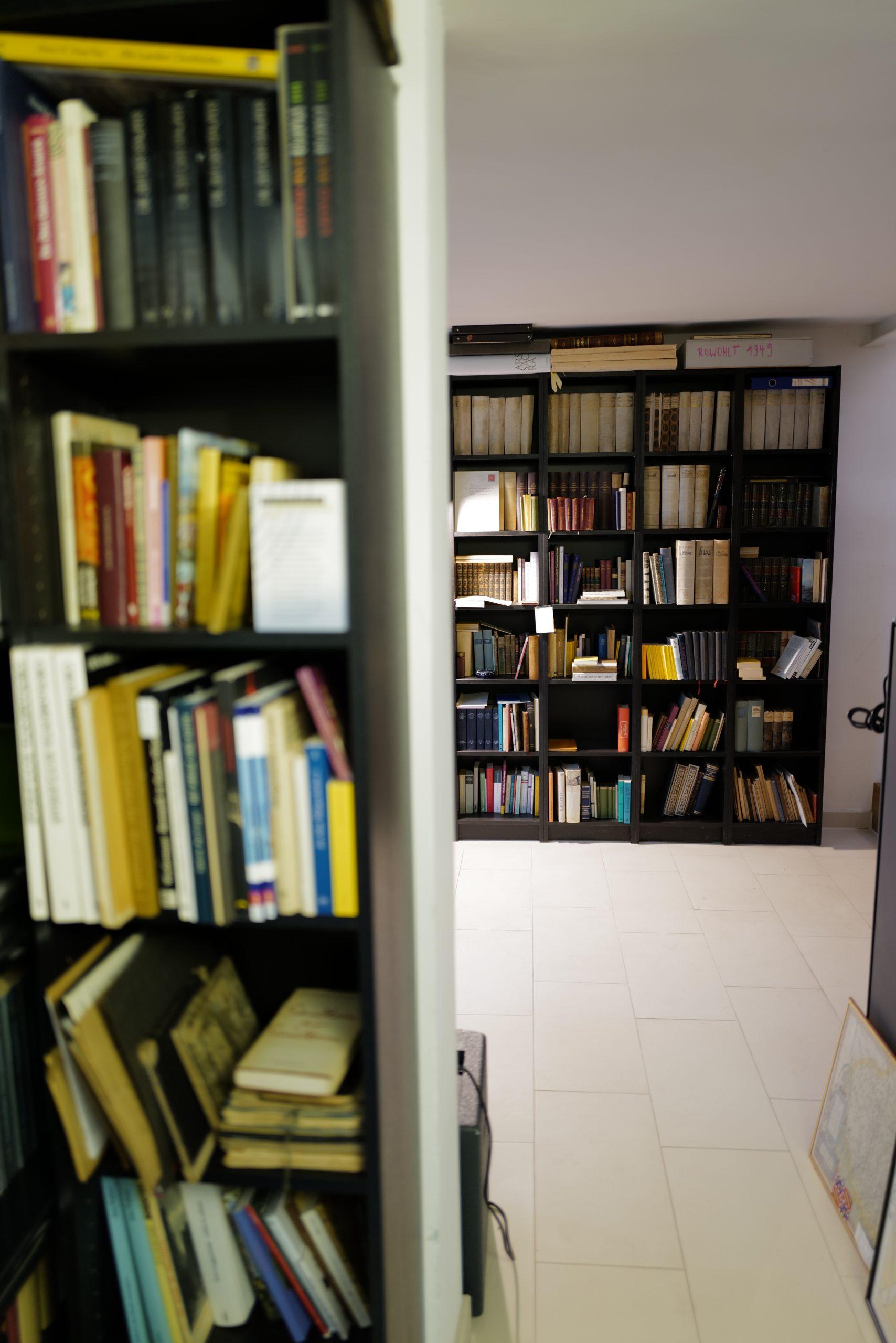 Literatur, Essays, schöne Geschichten.